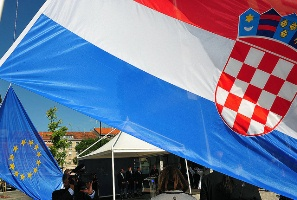croatian-and-european-flag